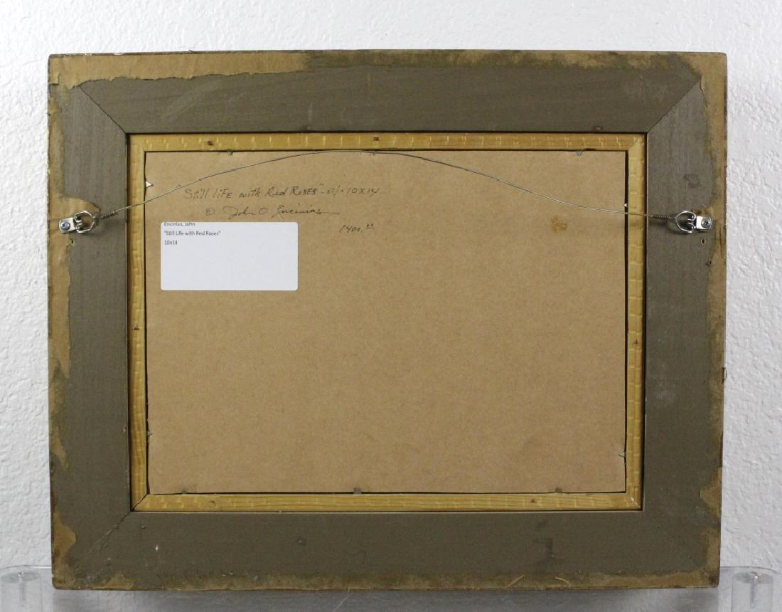 John Encinias b.1949 American Still Life Painting - 4