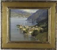 Scott Christiensen American Landscape Oil Painting