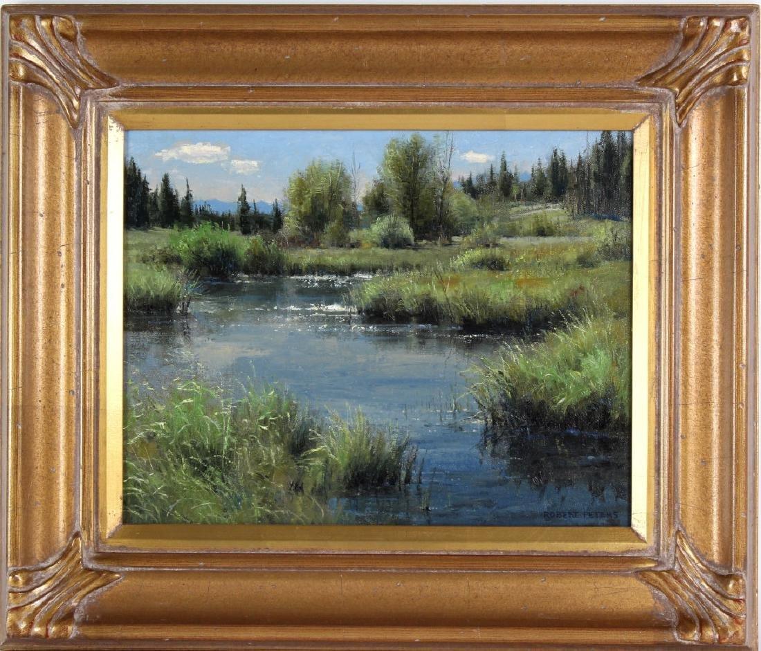 Robert Peters (b.1960) American Landscape Painting - 2