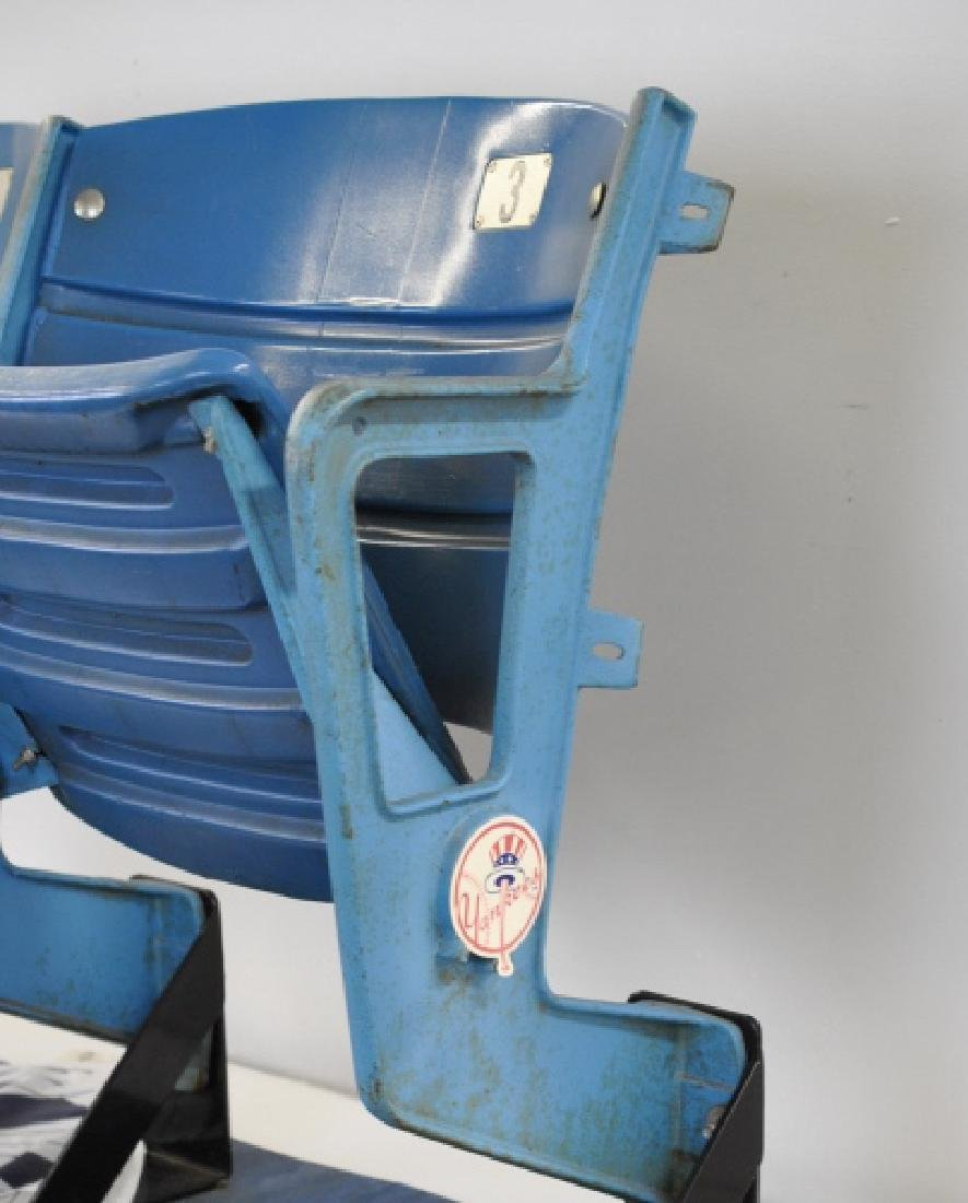 PR New York Yankee Baseball Stadium Chairs Seats #2, #3 - 2
