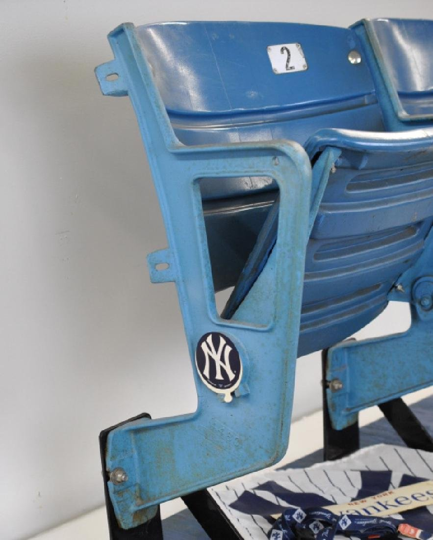 PR New York Yankee Baseball Stadium Chairs Seats #2, #3 - 3