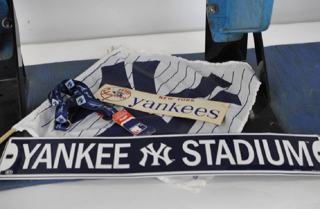 PR New York Yankee Baseball Stadium Chairs Seats #2, #3 - 5