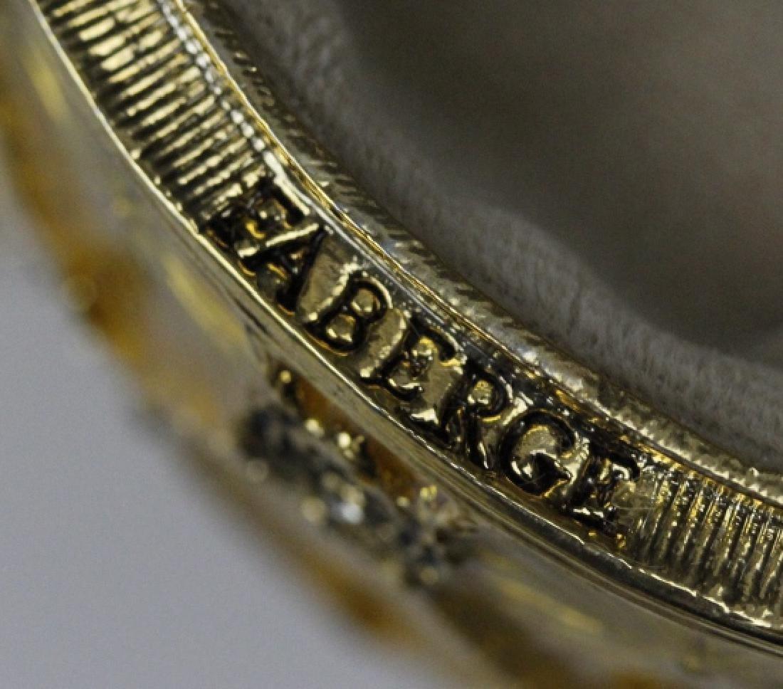 FABERGE Imperial Coronation LE Egg w/ Carriage MIB - 5