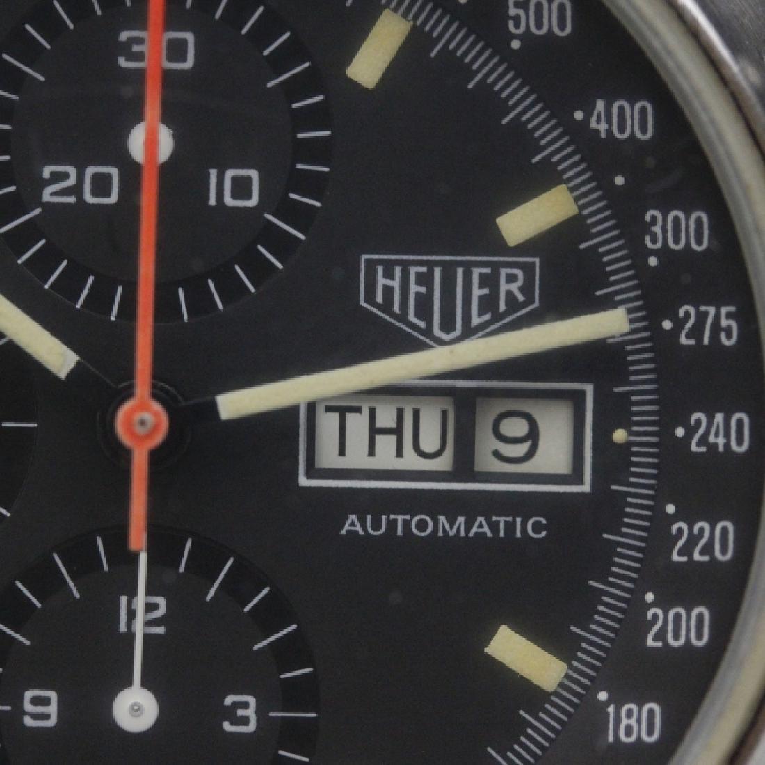 Heuer Pasadena 7750 Chronograph Sport Wrist Watch - 3