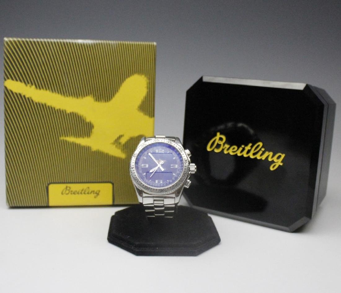 BREITLING Stainless Steel B1 Chronograph Watch - 2