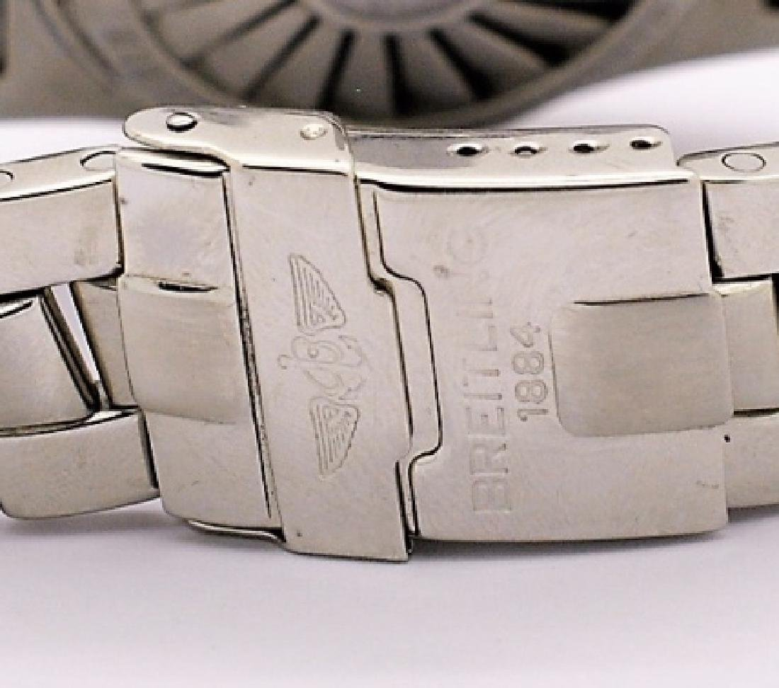 BREITLING Stainless Steel B1 Chronograph Watch - 3