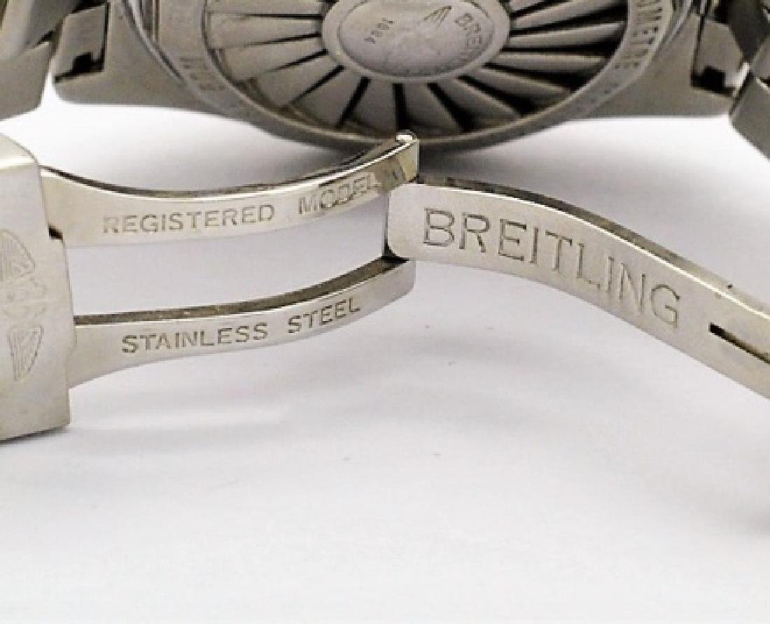BREITLING Stainless Steel B1 Chronograph Watch - 4