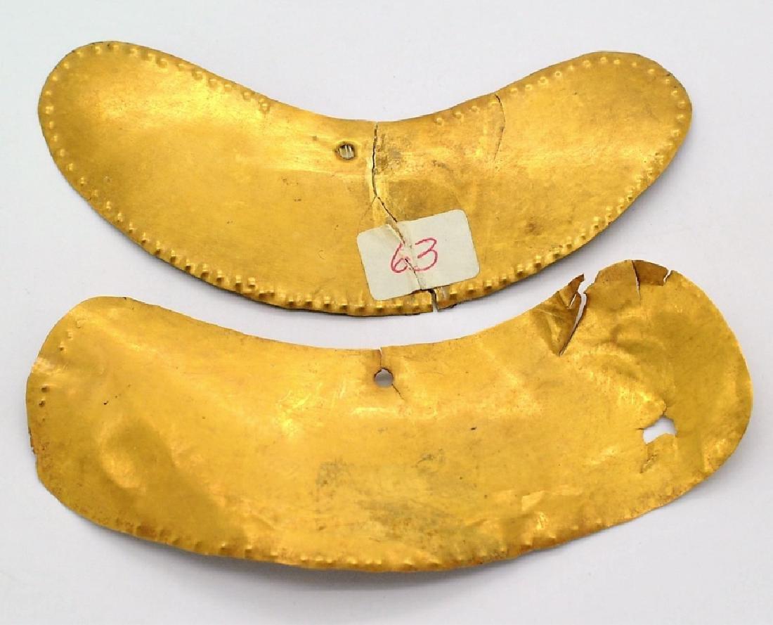 3 Gold & Silver Plated Art Deco Cigarette Cutters - 3