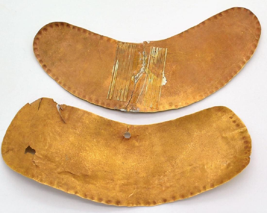 3 Gold & Silver Plated Art Deco Cigarette Cutters - 4