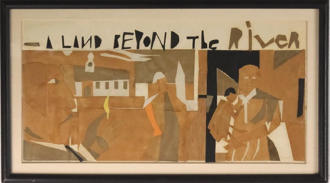 Romare Bearden 1911-1988 New York American Art Collage