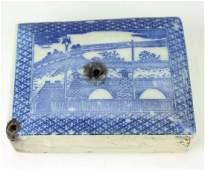Korean Early Porcelain Water Dropper BASS MUSEUM