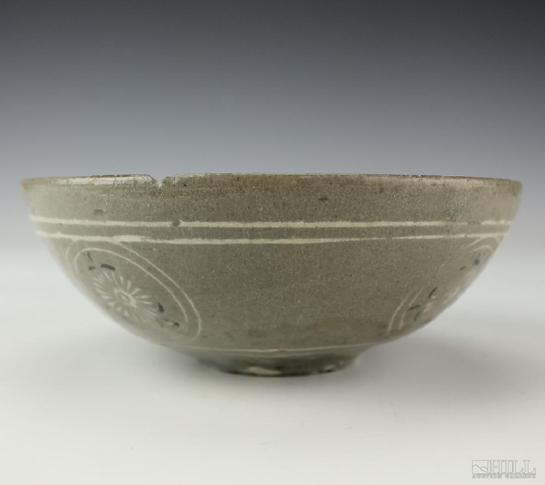 Korean Early Celadon Porcelain Bowl BASS MUSEUM