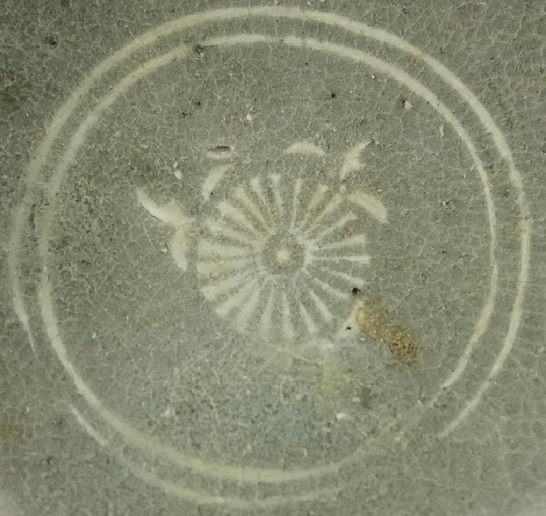 Korean Early Celadon Porcelain Bowl BASS MUSEUM - 5