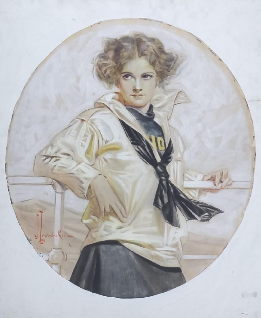 JC Leyendecker 1874-1951 American Illustration Art