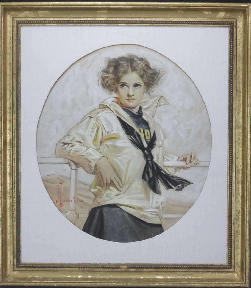 JC Leyendecker 1874-1951 American Illustration Art - 2