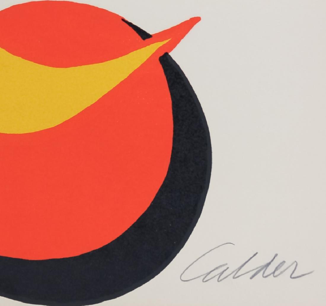 Alexander Calder 1898-1976 American Litho Print - 2