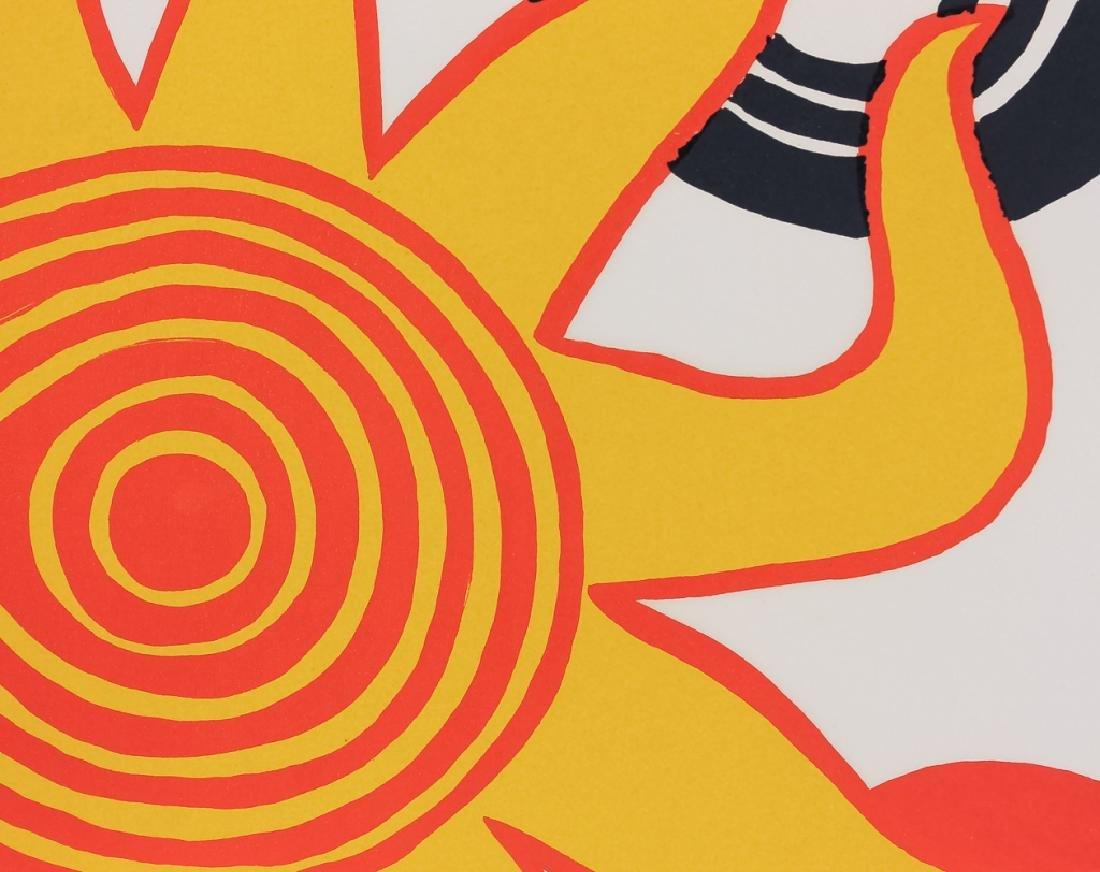 Alexander Calder 1898-1976 American Litho Print - 4