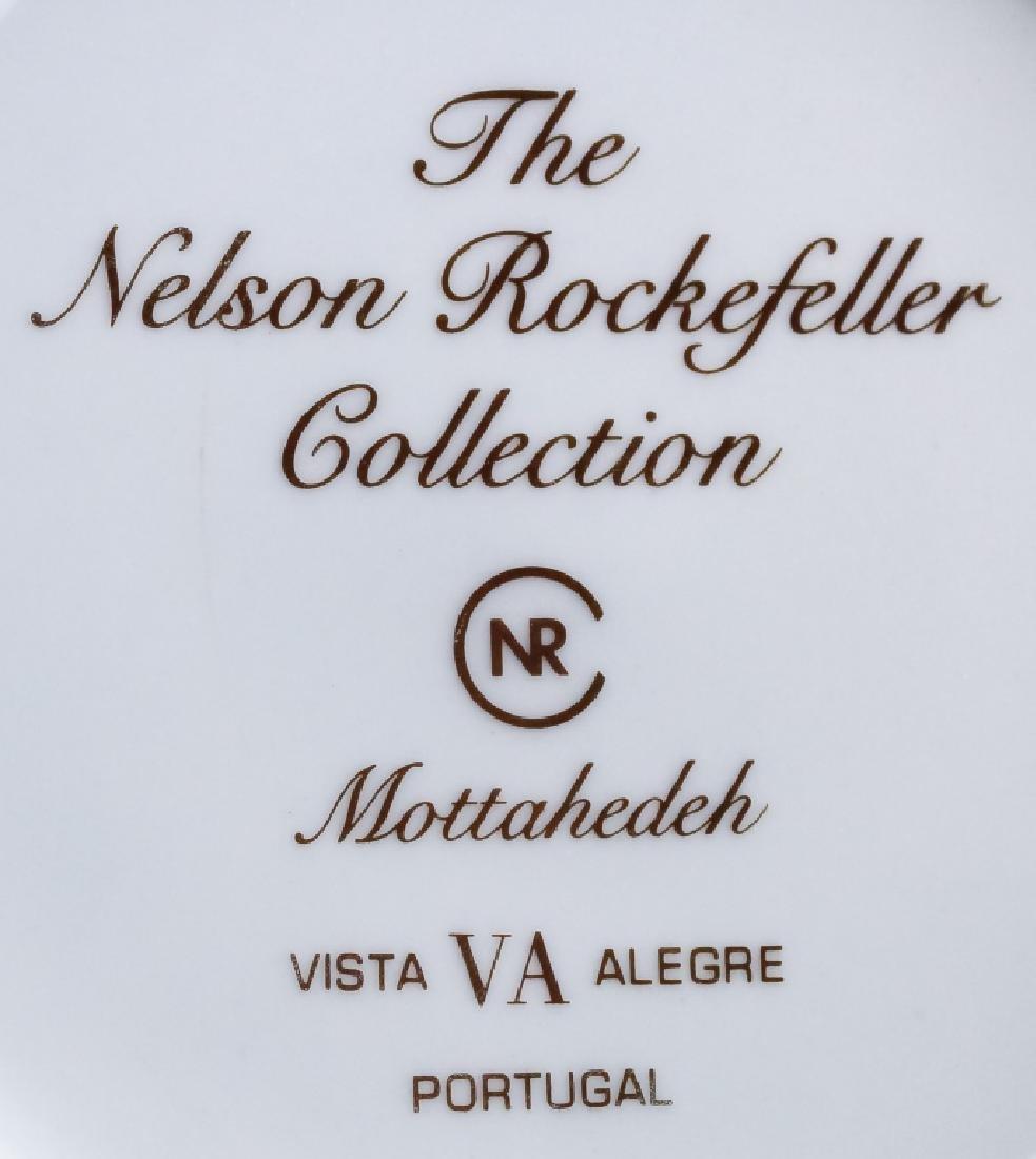 Mottahedeh Nelson Rockefeller Serving Platter Bowl - 7