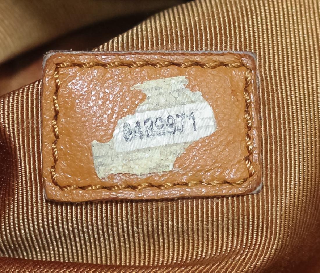 Chanel France Beige Leather Tote Bag Purse Handbag - 6