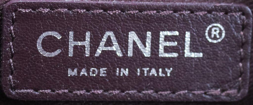 Chanel Jumbo Flap Shiva Burgundy Leather Handbag - 6