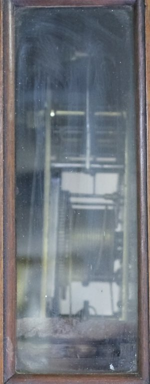 Antique 18c English Long Case Grandfather Clock - 6