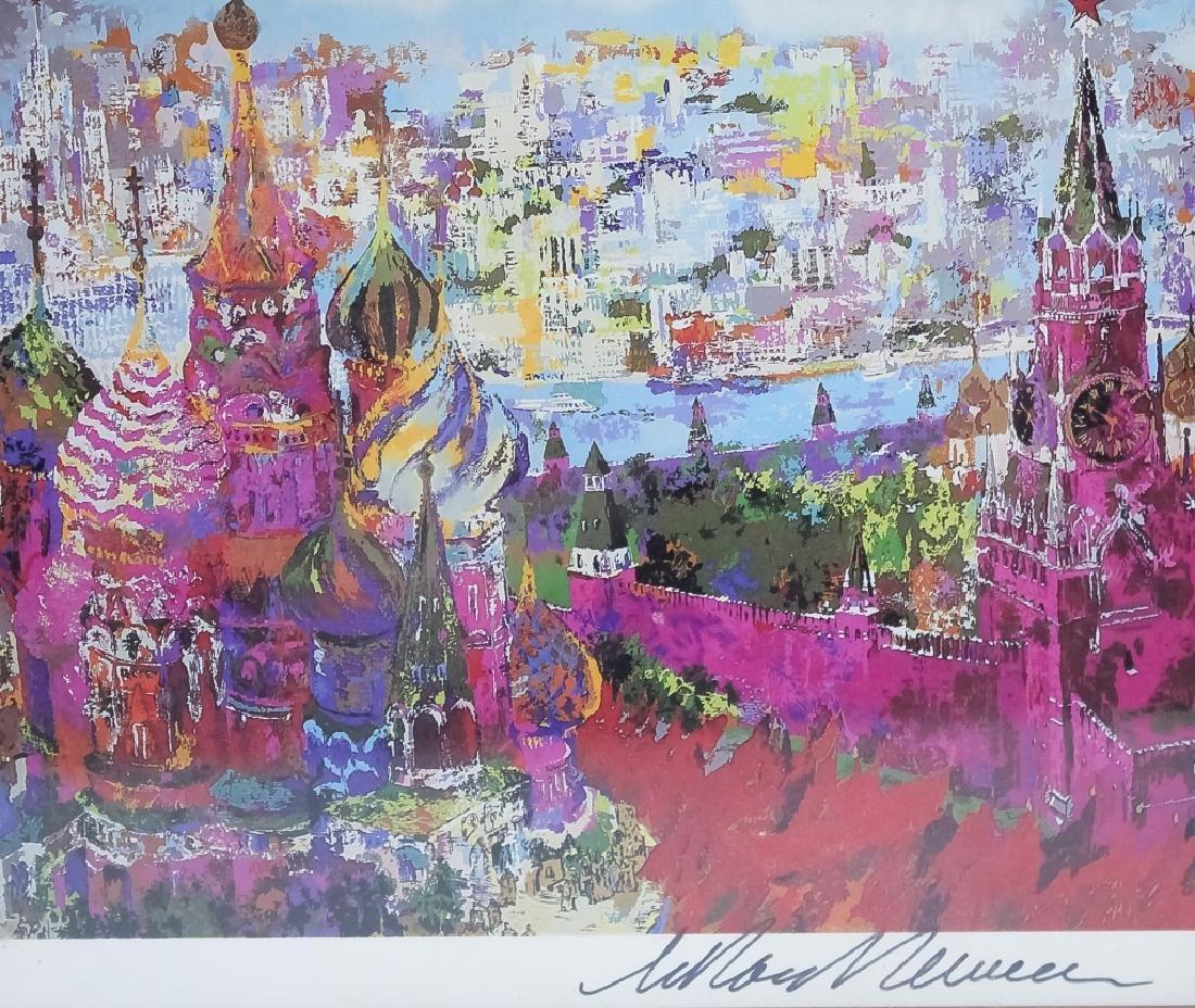 2 LeRoy Neiman 1921-2012 Horses & Islamic Posters - 5