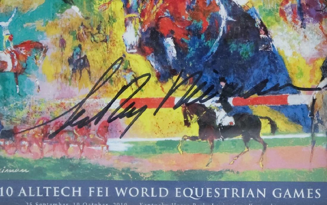 2 LeRoy Neiman 1921-2012 Horses & Islamic Posters - 7