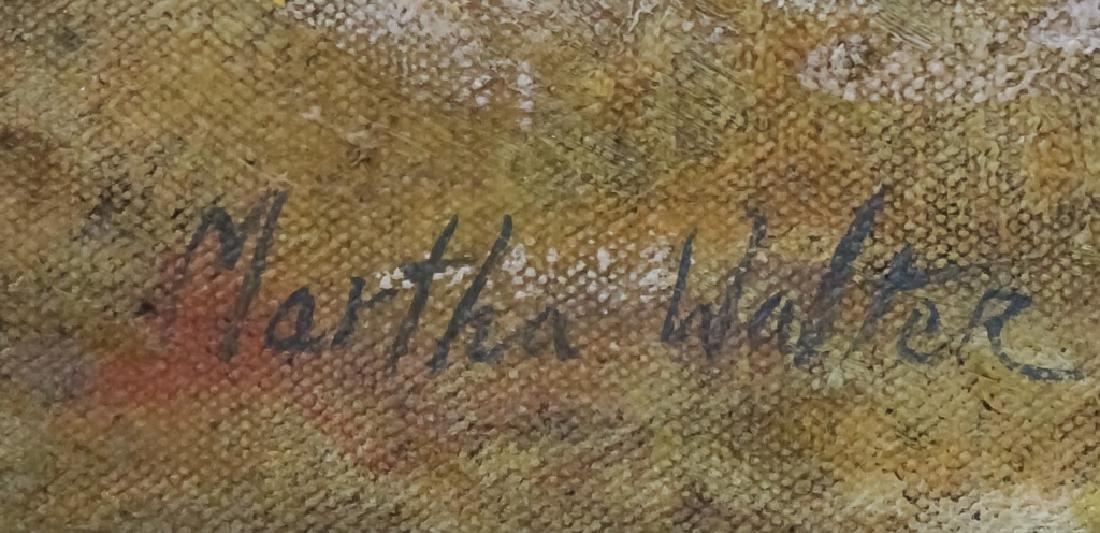 Martha Walter 1875-1976 Beach Landscape Painting - 3
