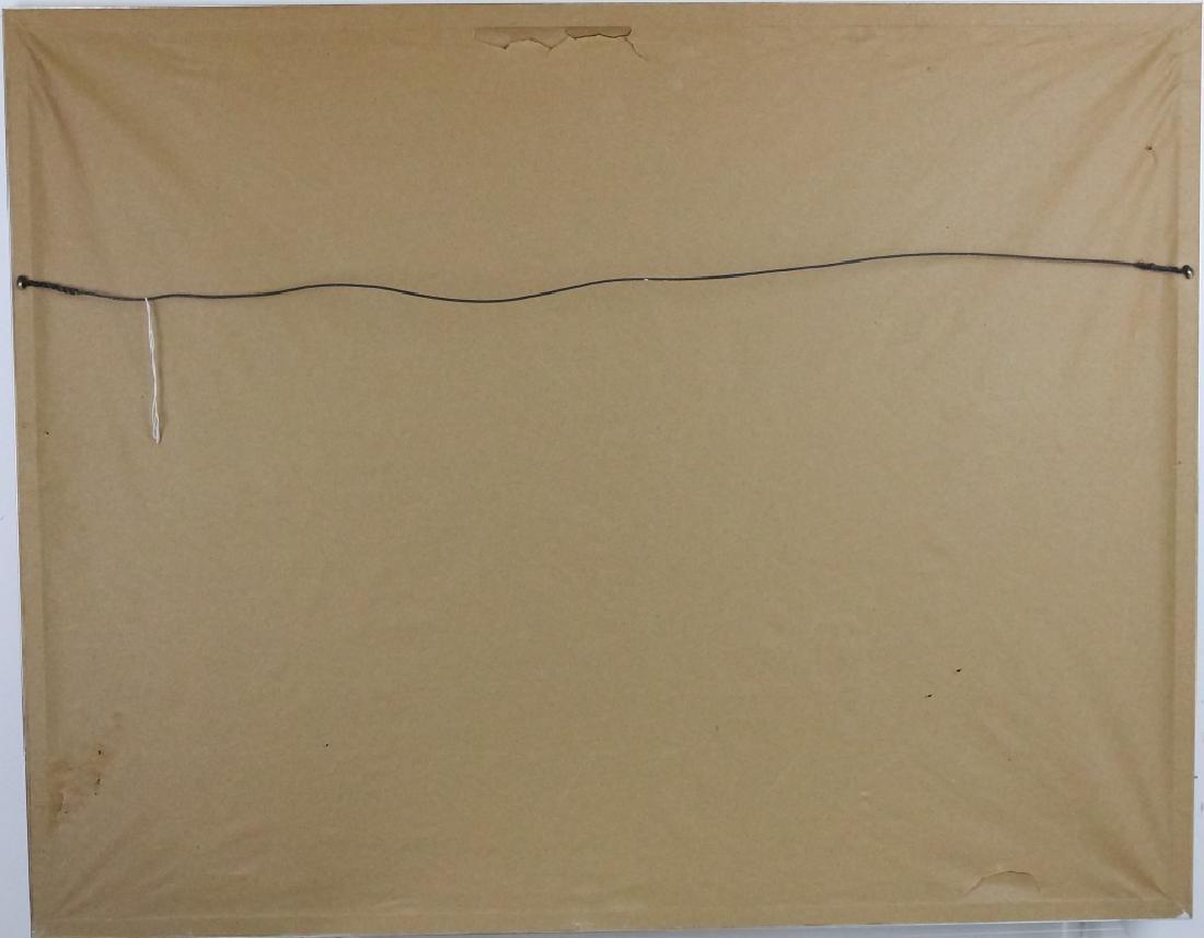 Alexander Calder Modernist Tri Color Lithograph - 5