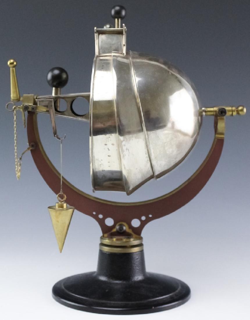 Curtis Lafollette Sterling Silver Steampunk Teapot