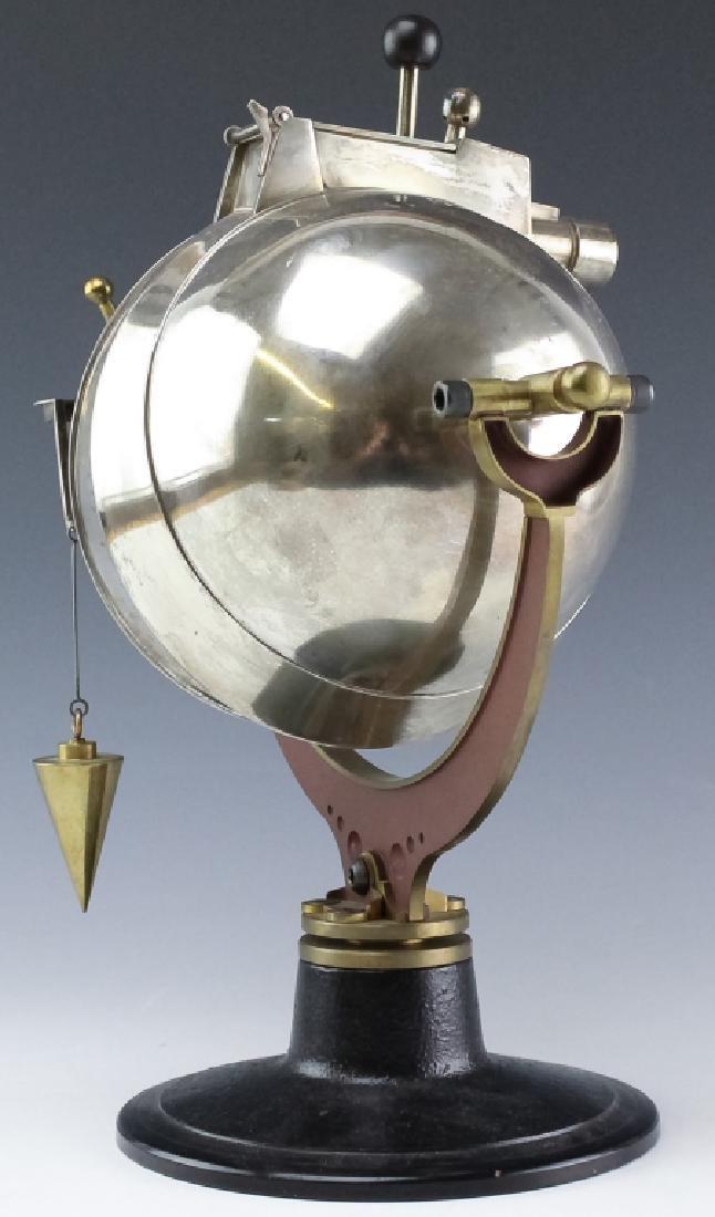 Curtis Lafollette Sterling Silver Steampunk Teapot - 2
