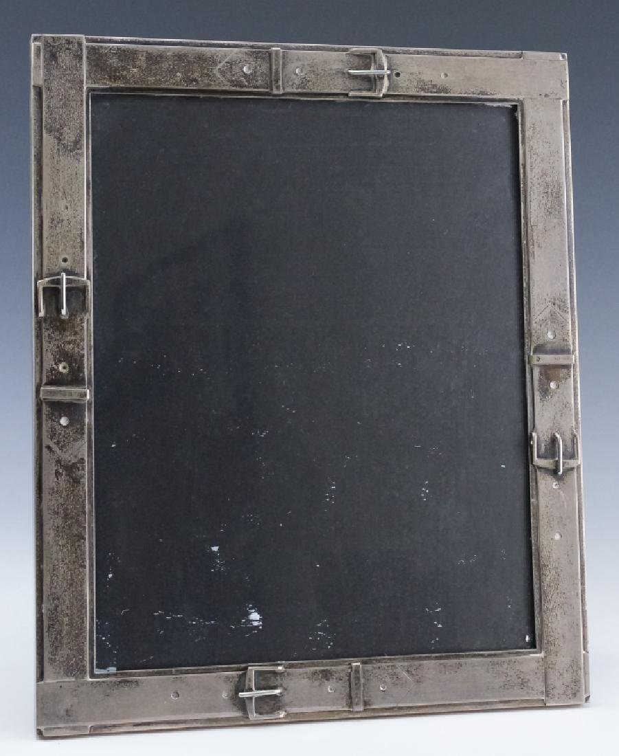Cartier Hand Made Sterling Silver Picture Frame - 2