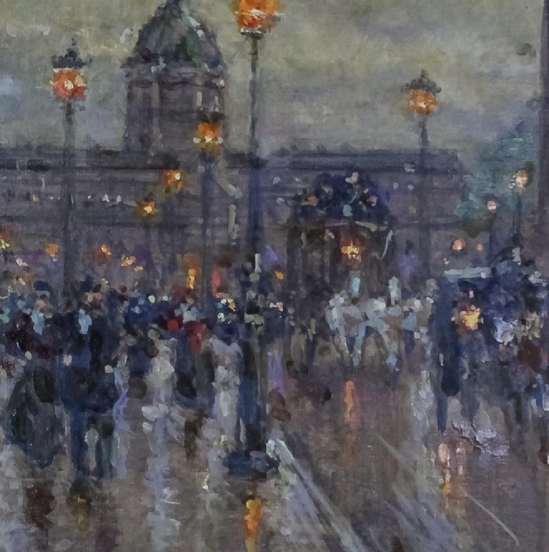 Jean Boyer French Parisian Street Scene Painting - 3