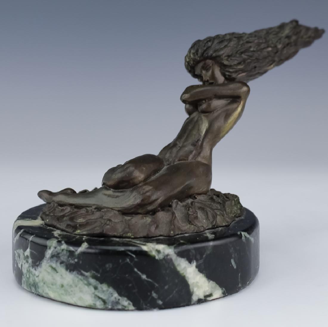 Tom Bennett Female Nude Bronze LE Art Sculpture - 2