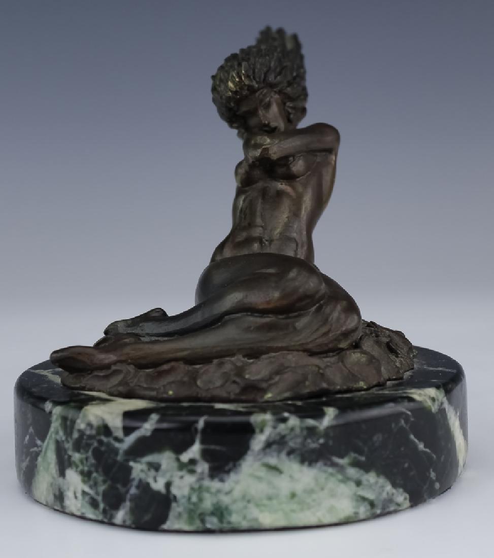 Tom Bennett Female Nude Bronze LE Art Sculpture - 3