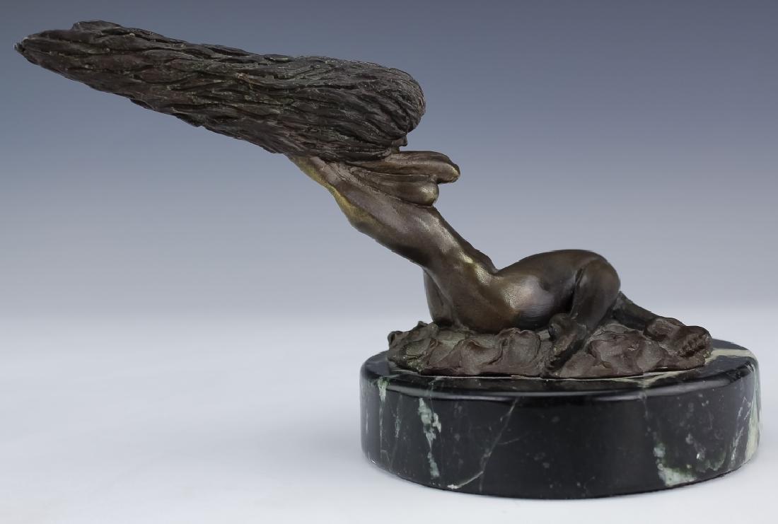 Tom Bennett Female Nude Bronze LE Art Sculpture - 5