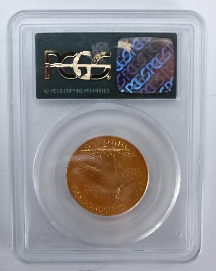 1915 S PCGS AU58 $10 Gold Indian Eagle US Coin - 3