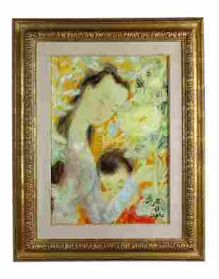 Le Pho (French/Vietnamese, 1907-2001) OIl Painting