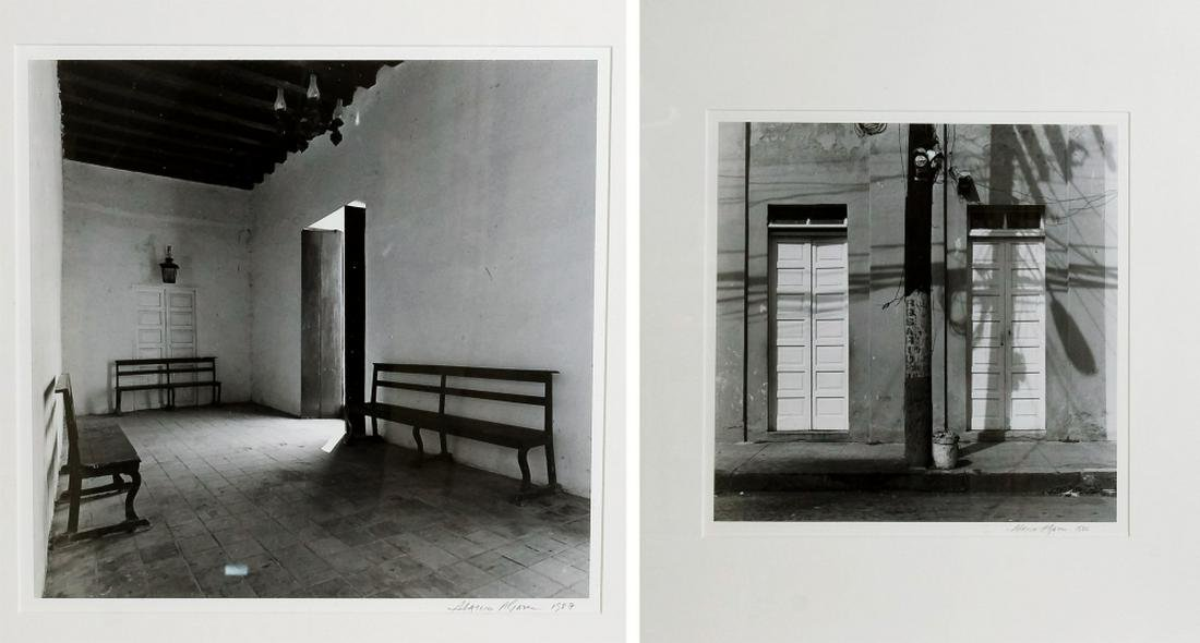 Mario Algaze b1947 American Cuban Photograph Photo