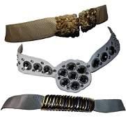 Vintage Judith Leiber Ladies Fashion Belts