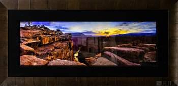 Peter Lik Blaze Of Beauty Landscape L/E Photograph