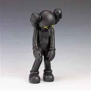 KAWS Medicom Toy Small Lie Vinyl Figural Statue
