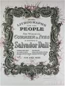 Salvador Dali Currier  Ives Presentation Page