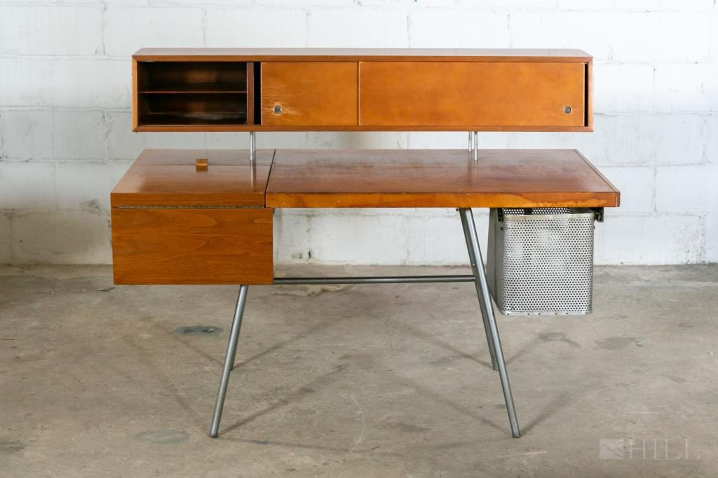 George Nelson Herman Miller Home Office Desk 4658