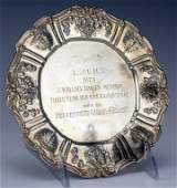Francis I Reed & Barton Sterling Silver Dish Plate