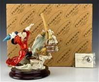 Giuseppe Armani Disney Mickey Mouse Sorcerer w Box