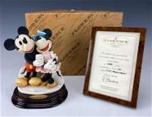 Giuseppe Armani Disney Mickey  Minnie 1777wBox