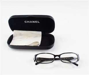 Chanel 3131 Camellia Motif Eyeware Glasses Frames