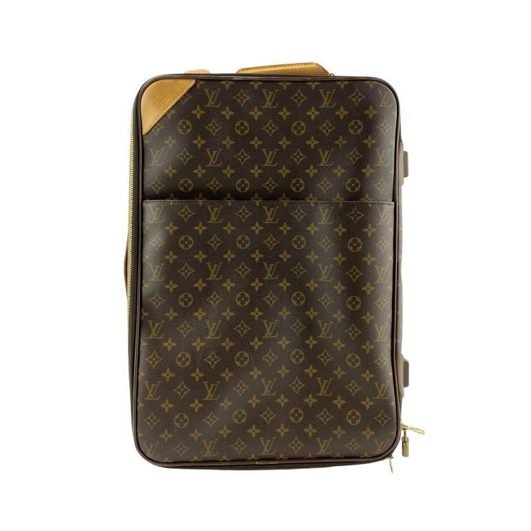 Louis Vuitton Pegase 55 Rolling Suitcase Luggage