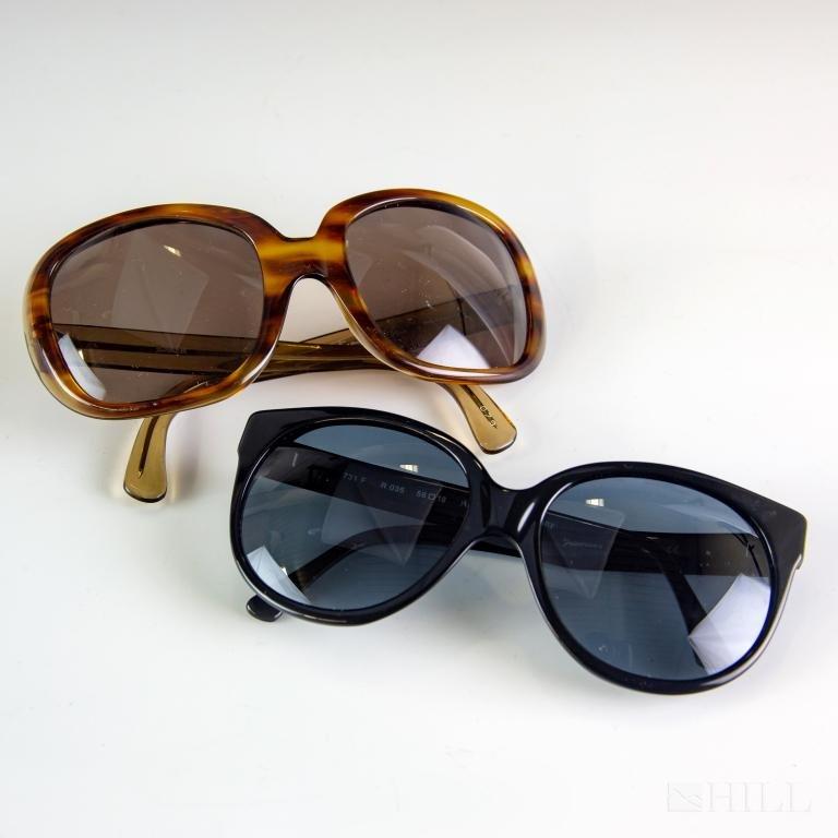 2 Designer Sunglasses Francis Klein Friedrich's